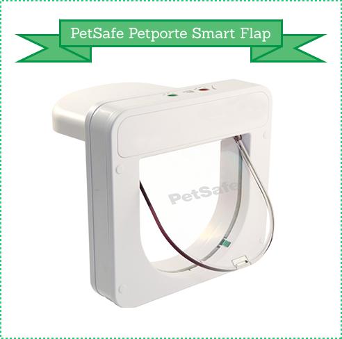 PetSafe Petporte Smart Flap Microchip Cat Door
