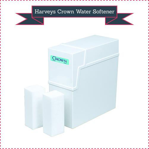 Harveys Crown Water Softener