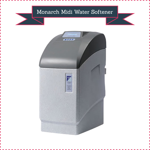 Monarch Midi Metered Water Softener