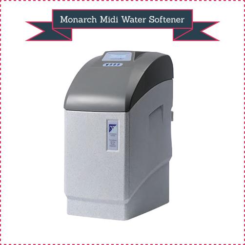 Monarch Midi Metered Water Softener
