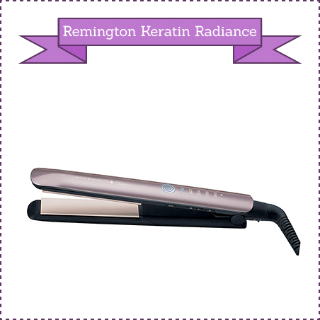 Remington Keratin Radiance Straightener