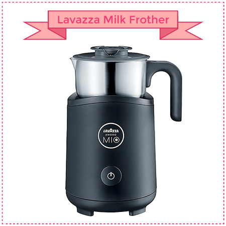 Lavazza Hot Or Cold Milk Frother