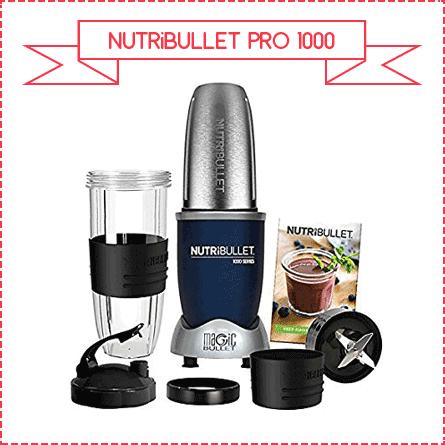 NUTRiBULLET Pro 1000