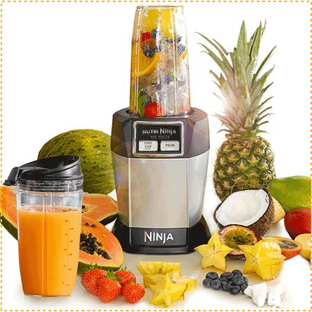 Ninja Nutri Pro Complete Personal Blender
