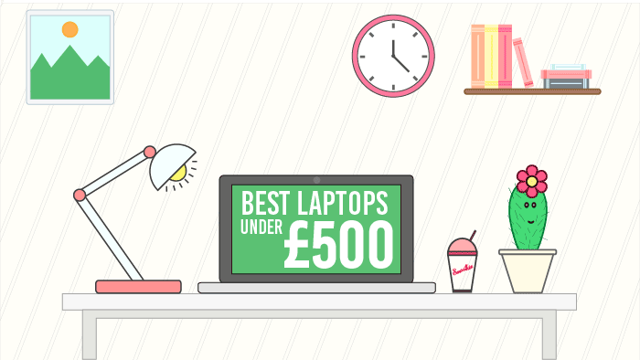 Best Laptops Under £500