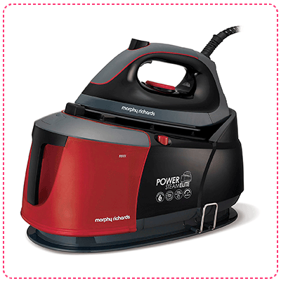 Morphy Richards 332013 Power Steam Elite Steam Generator Iron