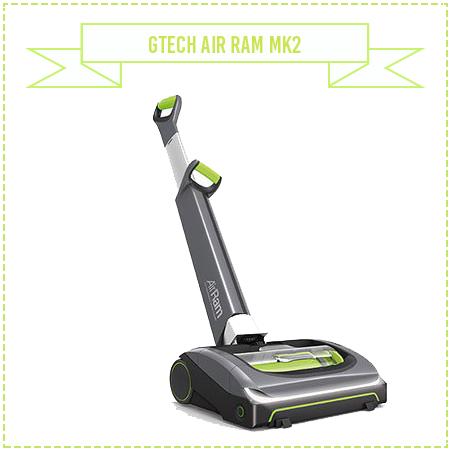Gtech Air Ram MK2 Cordless Vacuum Cleaner