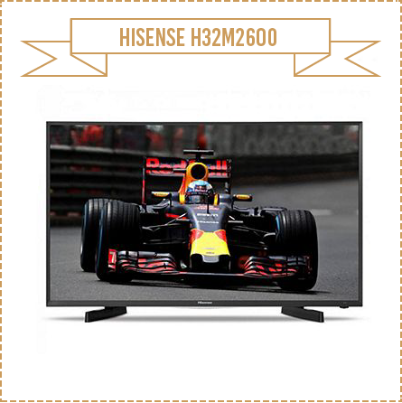 Hisense H32M2600 32 Inch HD Ready Smart LED TV