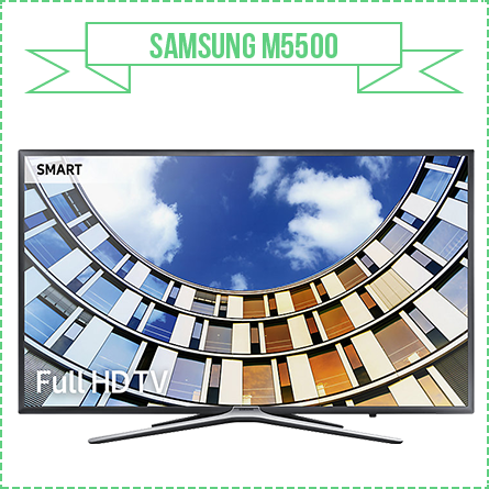 Samsung M5500 32-Inch SMART Full HD TV