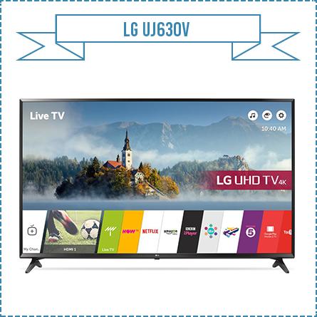 LG UJ630V