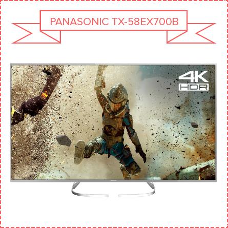 PANASONIC TX-58EX700B