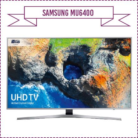 Samsung MU6400
