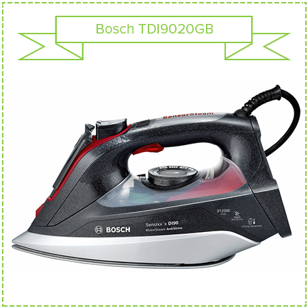 BOSCH TDI9020GB Steam Iron