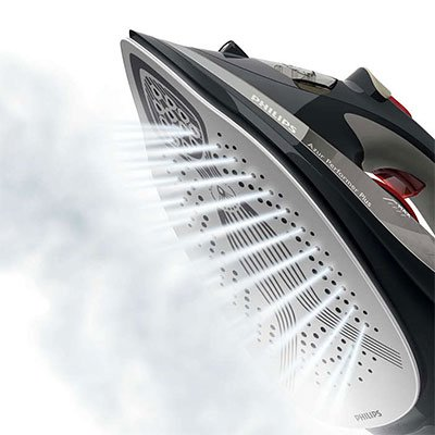 Philips-Azur-Performer-Plus-Steam-Iron-Soleplate