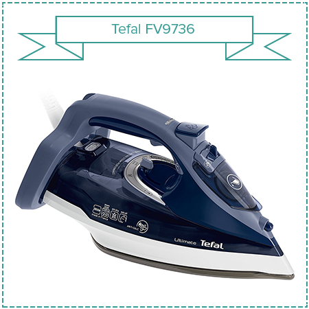 Tefal FV9736 Ultimate Anti Scale Steam Iron