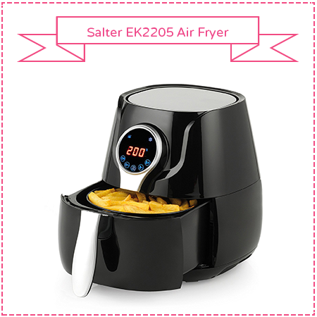 Salter EK2205 Healthy Digital Hot Air Fryer