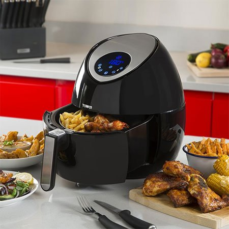Tower T17008 Digital 5.5 Litre Family Air Fryer