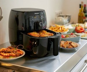 How To Get Rid Of Plastic Odour From Air Fryer?