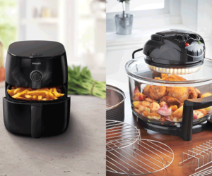 Which is better air fryer or halogen oven?