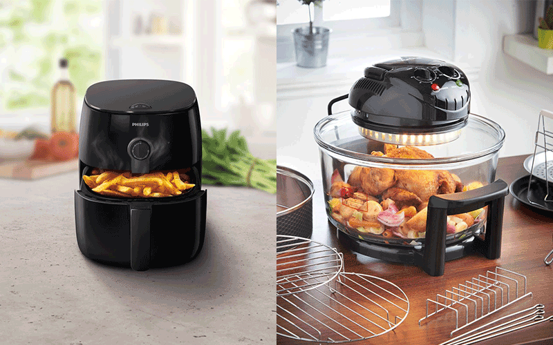 air fryer vs halogen oven