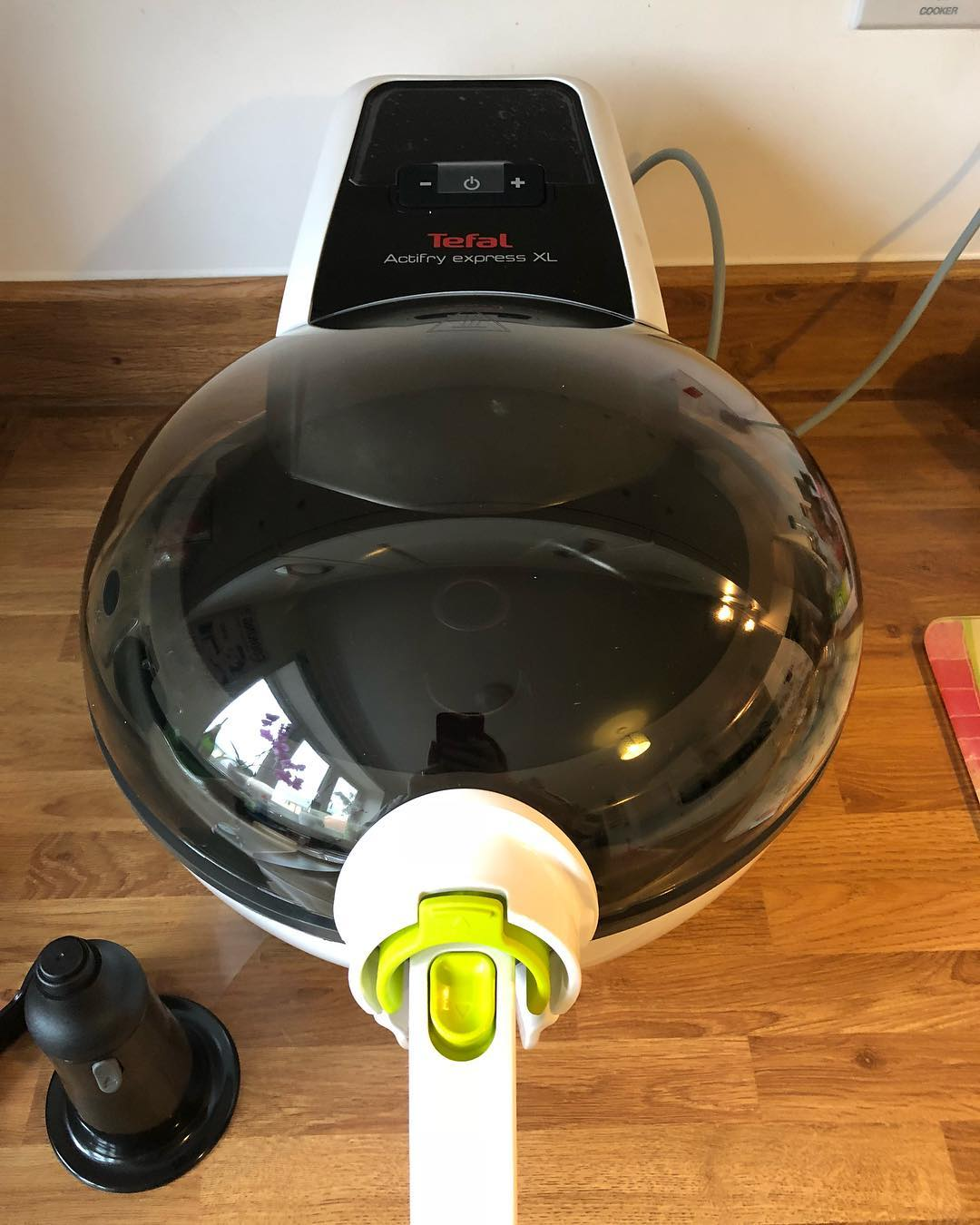 Tefal ActiFry AH950840 Family Express XL Low Fat Healthy Fryer