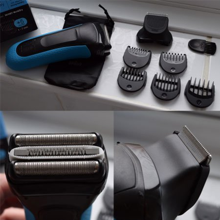 Braun Series 3 3010BT Shaver