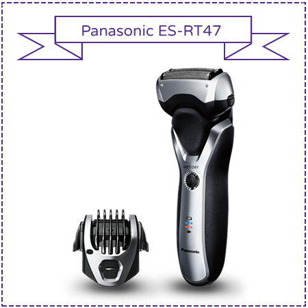 Panasonic ES-RT47 Electric Shaver