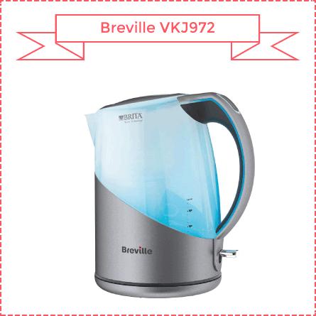 Breville VKJ972 BRITA Filter Maxtra Jug Kettle